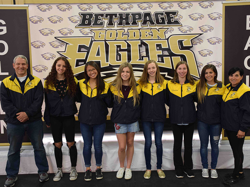 Bethpage High School Spotlights Athletic Success