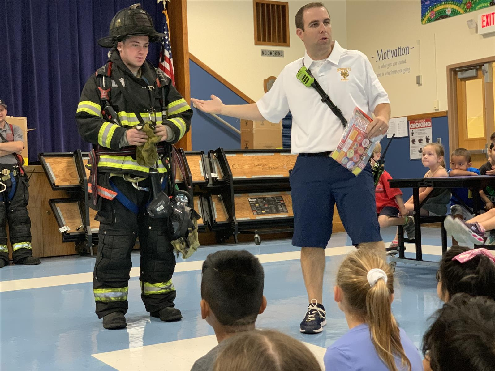 Fire Safety for CCS Students