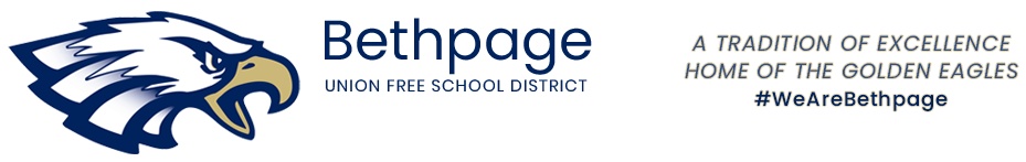 Bethpage Union Free School District Logo